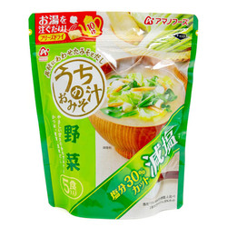 11168 amano foods instant miso soup vegetables