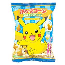 12866 tohato pokemon popcorn butter soy sauce caramel