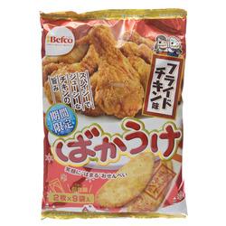 12892 kuriyamabeika fried chicken rice crackers