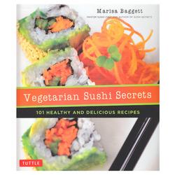 12937 vegetarian sushi secrets