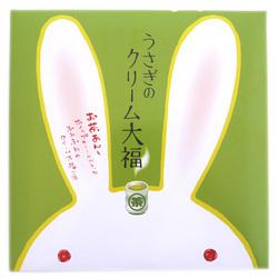 Rabbit matacha daifuku