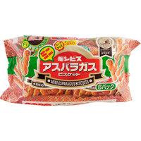 Ginbis Black Sesame Asparagus Biscuits