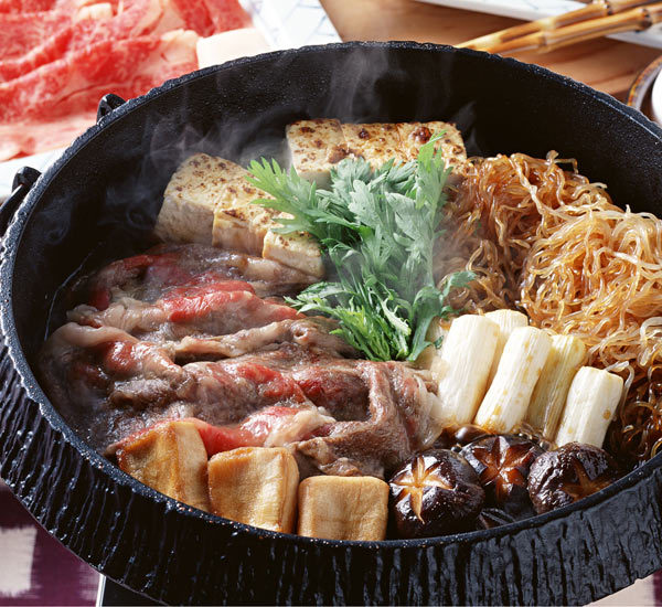 Sukiyaki Hot Pot Recipe - Japan Centre