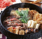 10 sukiyaki hot pot