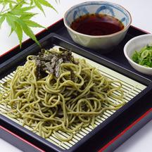 Original cold green tea soba cropped