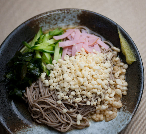 Quick And Easy Cold Soba Dishes Recipe - Japan Centre
