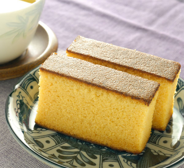 Nagasaki Castella Sponge Cake Recipe