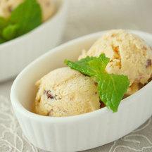 Umeboshi ice cream