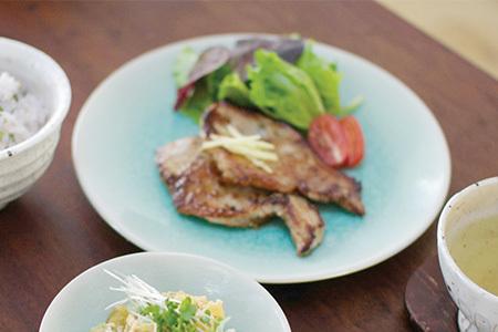 4 shiokoji marinated pork individual 450 300
