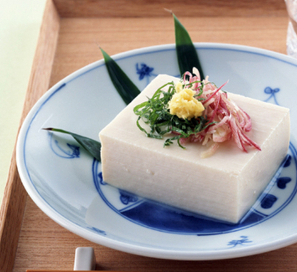 Hiyayakko Chilled Tofu