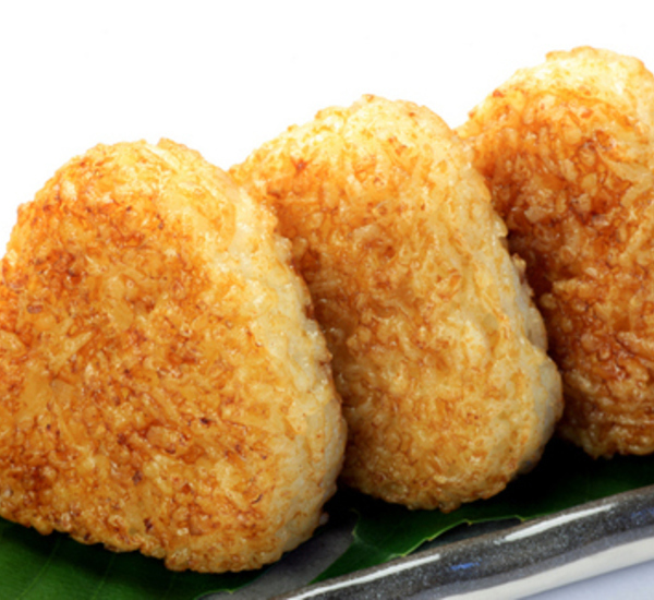 Yaki Onigiri Grilled Rice Balls