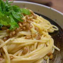 358 natto pasta