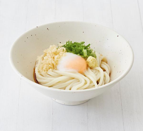 Bukkake Udon Noodles