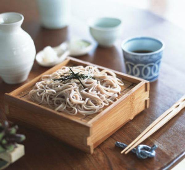 Zaru Soba Chilled Noodles