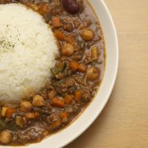 Photo natto curry