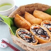 Photo inari sushi round up